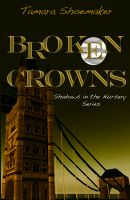 Cover for 'Broken Crowns'