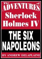 The Six Napoleons cover
