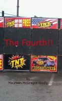 Cover for 'The Fourth'