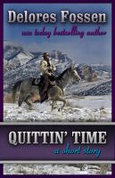 Cover for 'Quittin' Time: A Short Story'