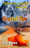 Cover for 'Crystal Fire'