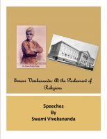 Cover for 'Swami Vivekananda at the Parliament of Religions'