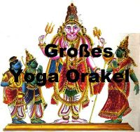 Cover for 'Großes Yoga Orakel'