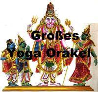 Cover for 'Großes Yoga Orakel'