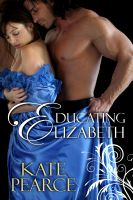 Cover for 'Educating Elizabeth'