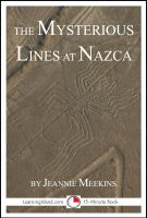 Cover for 'The Mysterious Lines at Nazca'