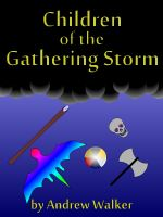 Cover for 'Children of the Gathering Storm'