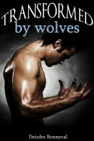 Cover for 'Transformed by Wolves'