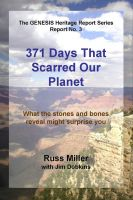 Cover for '371 Days That Scarred Our Planet'