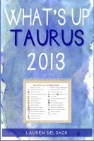 Cover for 'What's Up Taurus 2013'