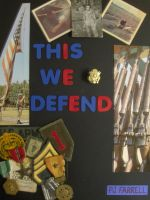 Cover for 'This We Defend'