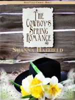 Cover for 'The Cowboy's Spring Romance'