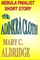 Cover for 'The Adinkra Cloth'