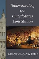 Cover for 'Understanding the U.S. Constitution'