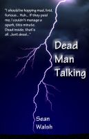 Cover for 'Dead Man Talking'