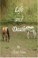 Cover for 'Life and Death'