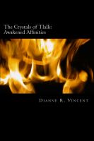 Cover for 'The Crystals of Tlalli: Awakened Affinities'