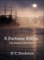 Cover for 'A Darkness Within'