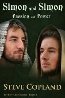 Cover for 'Simon and Simon: Passion and Power'