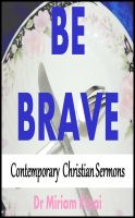 Cover for 'Be Brave'