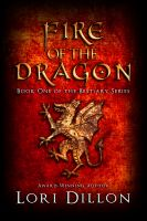 Cover for 'Fire of the Dragon'