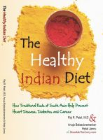 Cover for 'The Healthy Indian Diet (Color)'