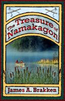 Cover for 'The Treasure of Namakagon'