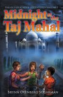 Cover for 'Midnight at the Taj Mahal'