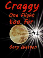 Cover for 'Craggy.  One Flight Too Far'