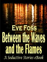 Cover for 'Between the Waves and the Flames'