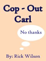 Cover for 'Cop-Out Carl'