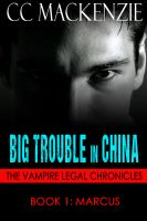 Cover for 'Big Trouble in China'