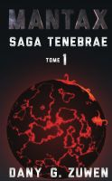 Cover for 'Mantax (Saga Tenebrae T.1)'
