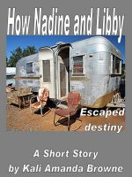 Cover for 'How Nadine and Libby Escaped Destiny'