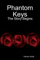 Cover for 'Phantom Keys: The Story Begins'