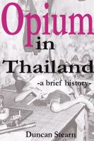 Cover for 'Opium in Thailand'