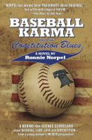 Baseball Karma and The Constitution Blues cover