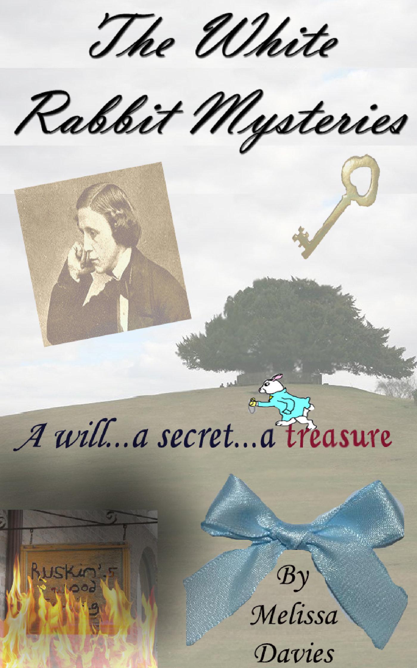 Melissa Davies - The White Rabbit Mysteries