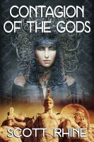 Cover for 'Contagion of the Gods'