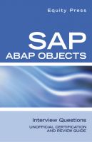 Cover for 'SAP ABAP Objects Interview Questions'