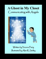 Cover for 'A Ghost in My Closet'