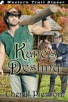 Cover for 'Kane's Destiny'