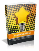 Cover for 'Inspirational Ideas'