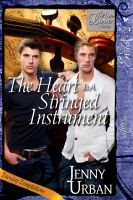 Cover for 'The Heart Is A Stringed Instrument'