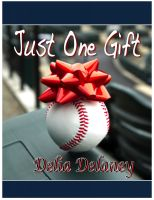 Cover for 'Just One Gift (Living the Game #2)'