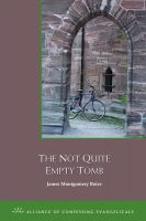 Cover for 'The Not Quite Empty Tomb'
