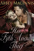 Cover for 'His Fifth Avenue Thief'