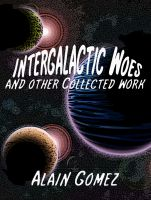 Cover for 'Intergalactic Woes'
