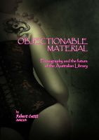 Cover for 'Objectionable Material'