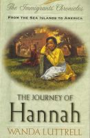 Cover for 'The Journey of Hannah'